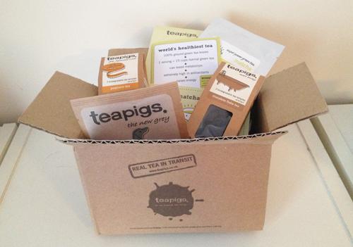 box-tea