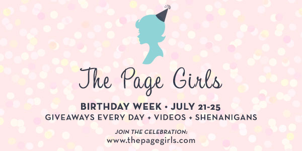 The Page Girls Birthday