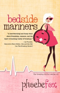 Bedside Manners Cover - Phoebe Fox
