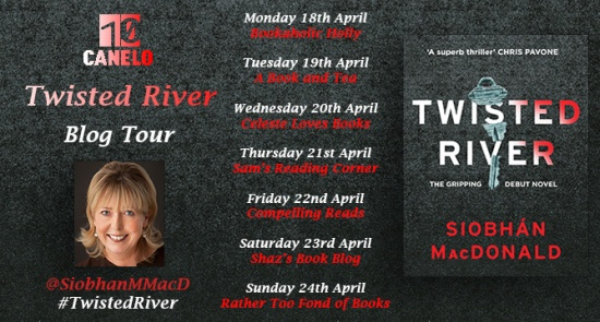 Twisted River - Blog Tour