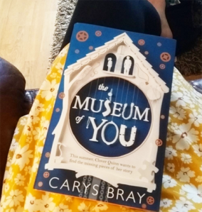 The Museum Of You Book Cover