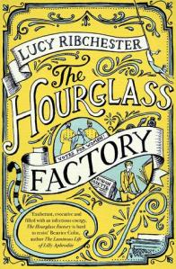 The Hourglass Factory Cover