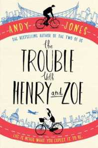 The Trouble with Henry and Zoe Book Cover