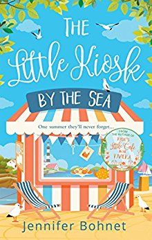 Little kiosk by the sea cover