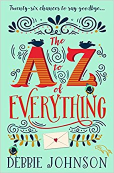 The a to z of everything cover