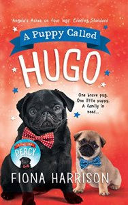 A Puppy Called Hugo Front Cover
